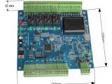 新长远TCP/IP网络型门禁控制器 双门双向门禁控制器