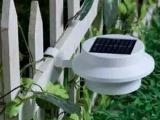 太阳能篱笆灯的使用价值