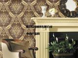 领绣刺绣墙布-和平盛冠S40875