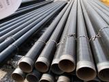 亿钢三层聚乙烯防腐钢管生产