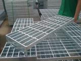厂家供应钢格板 锯齿插接钢格板 防滑踏步板