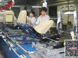 出国劳务日本滋贺县汽车安全带组装女工