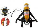 双十二钢瓶正压式6L消防空气呼吸器