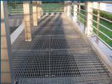 现货定做钢格板 格栅板 喷漆镀锌钢格板 压焊钢格板