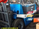 二手电瓶叉车推荐 直销二手合力2吨电动堆高叉车 原版漆