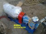 导热油泵-RY65-40-200-品牌选宏润油泵
