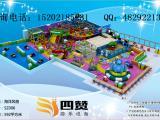 大型品牌淘气堡儿童乐园室内儿童游乐设备游乐场设备生产厂