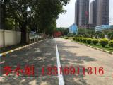 深圳地下车库停车位划线-车库停车位划线施工