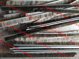 钢丝条刷\条形钢丝刷\镀铜丝条刷