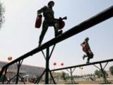 武警训练四百米障碍器材厂家发展动力源泉来源于您的满意