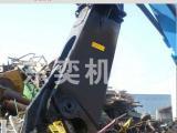 挖掘机拆解报废汽车液压剪 移动废铁钢筋剪切机 鹰嘴剪价格
