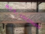 艺术浮雕壁画厂家 工艺铝板雕刻室内装饰浮雕壁画