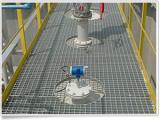 厂家生产钢格板 不锈钢平台钢格板 扇形钢格栅板