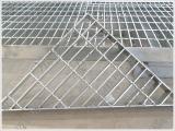 不锈钢异形钢格板 压锁钢格板 压焊异形钢格板