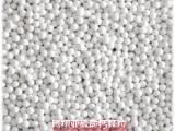 淄博厂家直销腾翔亚硫酸钙颗粒  出口净水用除氯陶瓷球大量批发