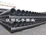 江西节流式承插式HDPE缠绕结构B型管采购
