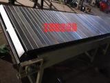 不锈钢链板输送机专业厂家找正德输送设备