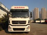 天龙9米6翼开启厢式车东风国五飞翼货车两翼车价格