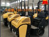 骑乘式1吨压路机 双钢轮振动压路机 厂家批发