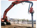 挖机振动锤-北奕机械打桩机设备 沉桩机械专卖