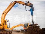 螺旋钻机-挖掘机改装钻孔设备 一机多用