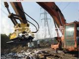 平板夯-挖掘机改装液压振动夯实器 打夯机