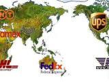 寄东西到东南亚 欧美国家的国际快递