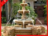 石雕喷泉|石雕喷泉水景|福建喷泉雕塑公司