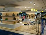 商场鞋包展示柜展柜制作-大唐格雅展柜厂家