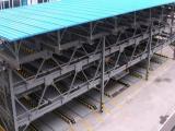 立体车库生产厂家 升降横移式停车库