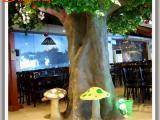 玻璃钢榕树