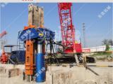 拔桩机-工字钢桩H型钢桩专用拔桩工具价格
