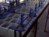 铀钍的湿法冶金设备、萃取槽湿法萃取分离铀钍