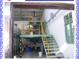 107胶水反应釜_硅油成套生产设备