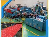 PVC合成树脂瓦挤出设备-找五洲机械