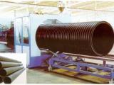 热态缠绕结构壁增强管(克拉管)生产线