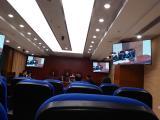 会议系统多功能厅南岸区社保局会议系统多功能厅