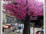 玻璃钢仿真樱花树