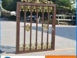 铝合金户外别墅庭院花园小栅栏门定制 防锈免维护