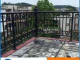厂家直销别墅阳台扶手护栏 露台围栏 铝合金安全防护栅栏定制