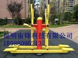 健身器材全国直销 公园健身器材厂家宙锋科技