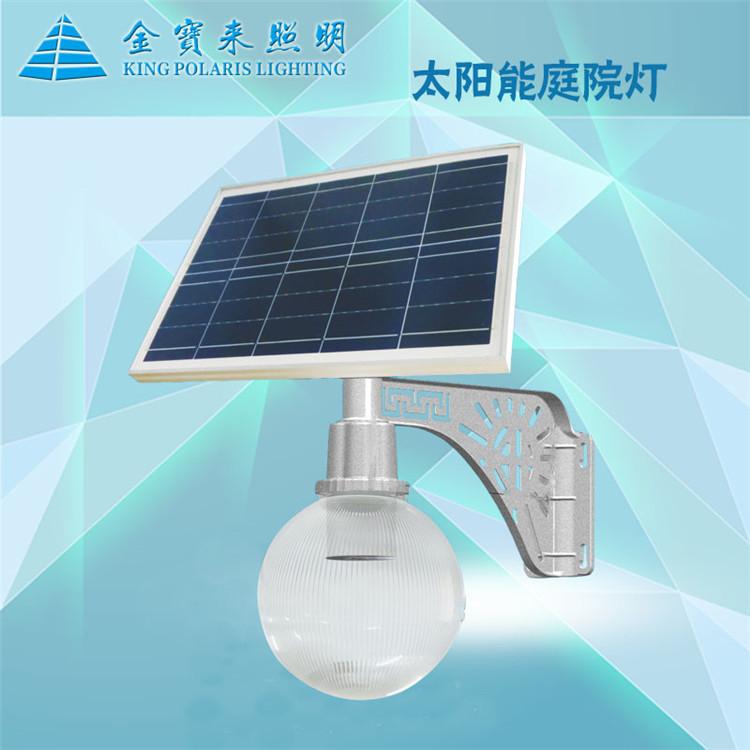 太阳能农场灯工程