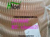 pu吸尘管耐磨pu钢丝管增强钢丝软管pu通风管pu集尘管