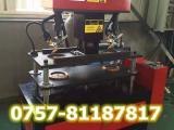 板式散热片换热器自动焊接机 厂家直销环缝焊接机
