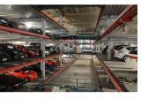 厂家供应平面移动式停车设备
