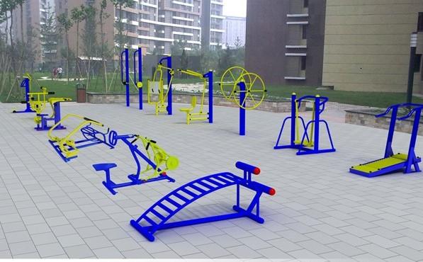 室外健身器材_小区室外健身器材厂家直供安全使用!