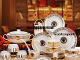 年终礼品定制陶瓷 春节礼品定做陶瓷餐具
