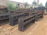 高铁护栏钢模具价格