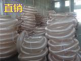 PU钢丝伸缩管-PU钢丝吸尘管聚氨酯抽烟尘管通风排尘管