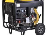 便携式移动发电电焊机YT6800EW